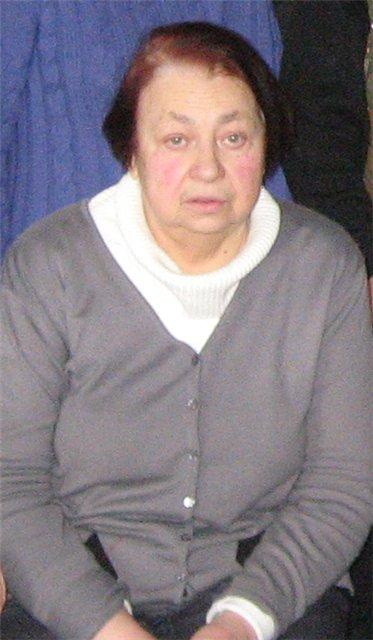 журналист Ирина Субботович