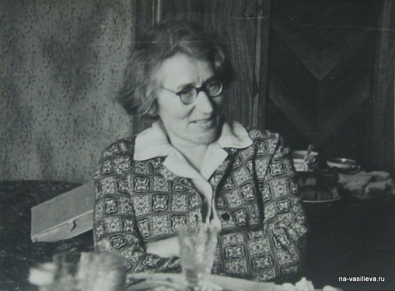 Татьяна Анатольевна Васильева