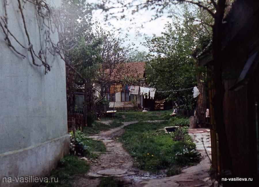 Кишиневский дворик