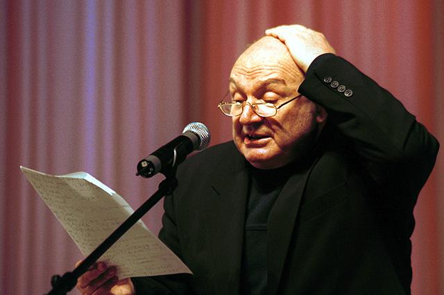 Миниатюра о мамах и автограф Жванецкого.