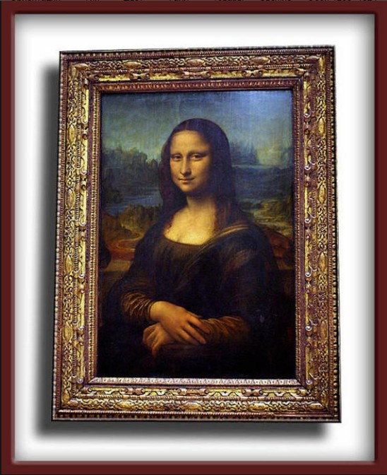 the mona lisa la gioconda or