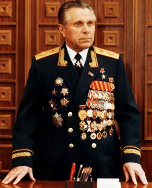 Николай Анисимович Щелоков
