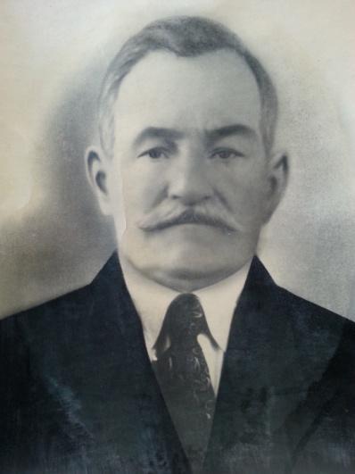 Мой прадедушка Иван Венедиктович Градинар