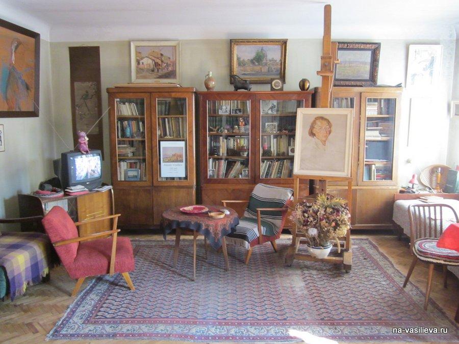 комната Васильевых