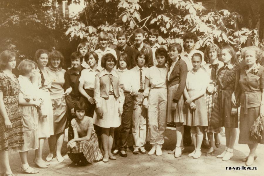 5 Выпуск НА 1982-1986