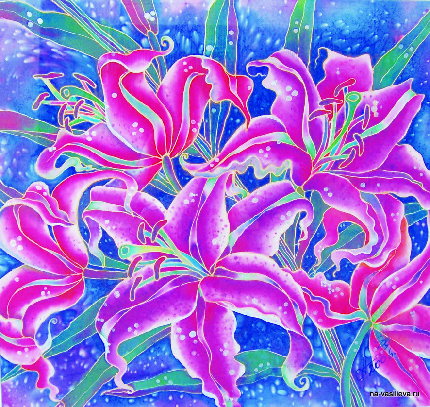 pink lilies88x80_0