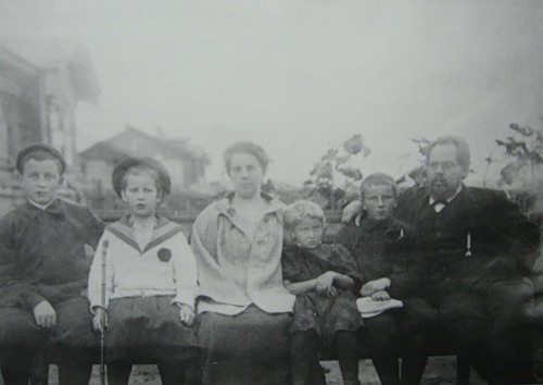 Семья Б. Беккера