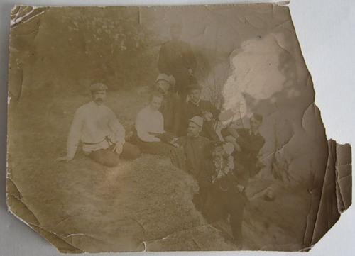 Нерчинск 1908 Группа Б.Беккера