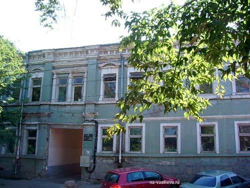 О Детской художественной школе (ДХШ) г. Кишинева