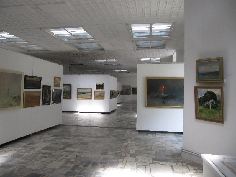 Выставка Эмиля Килдеску