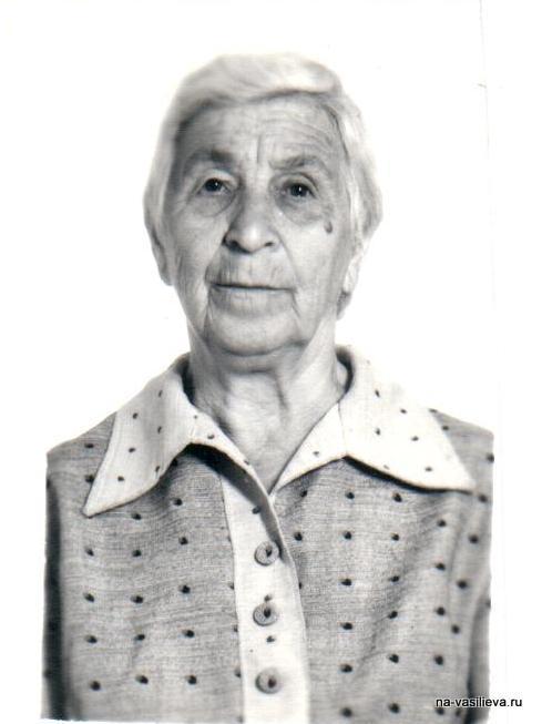Моя мама-последнее фото