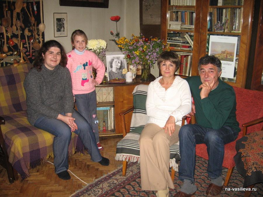 Несколько слов о Наталье Алексеевне.