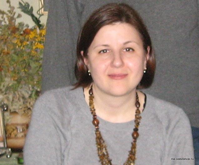 Ася Шалимова 1