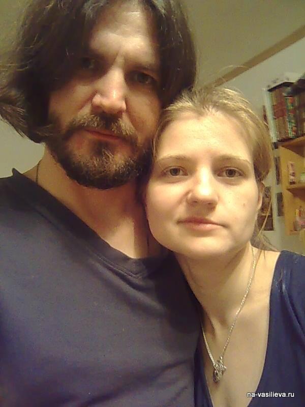 Бутенко с женой