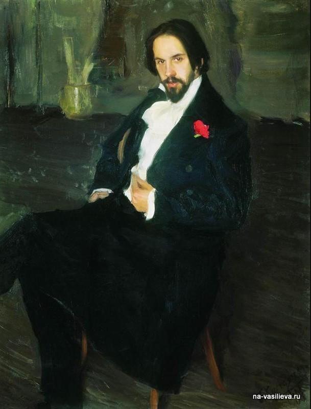 Кустодиев Билибин 1901