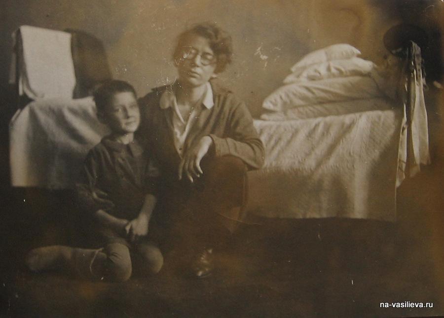 Анатолий (Тезик) и Таня Бусловы