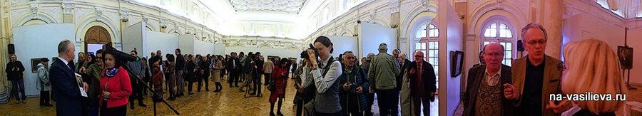 Выставка Васильева Искимжи