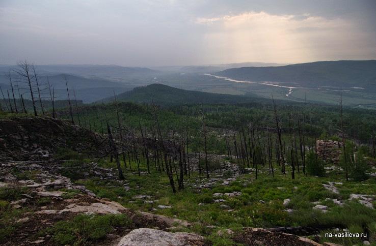 нерчинск Шивкинские столбы 3