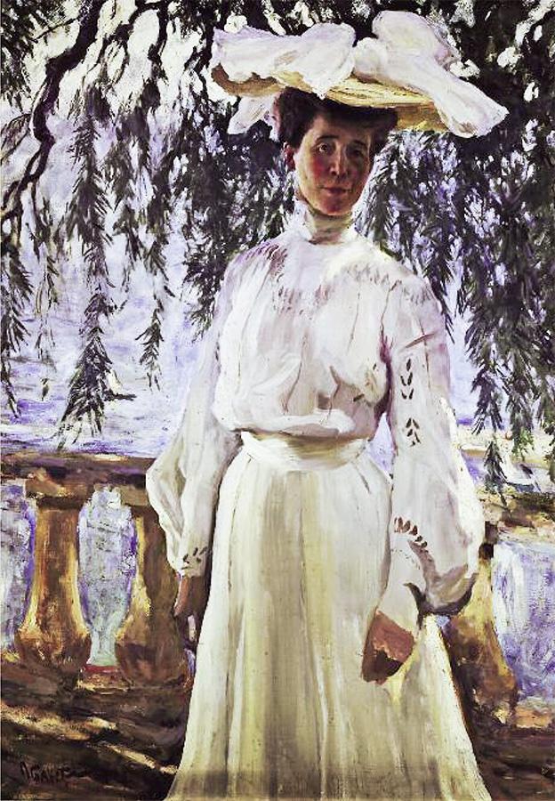 1903-l-s-bakst-portret-l-p-gricenko