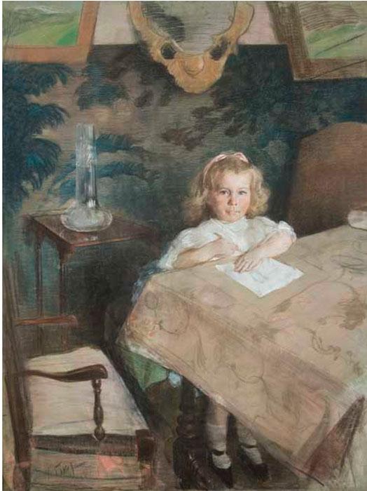 1905-bakst-marina-gricenko-vnuchka-tretyakova