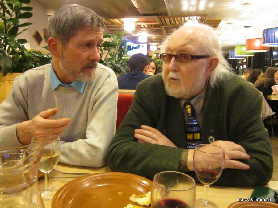 Игнатенко и Одайник