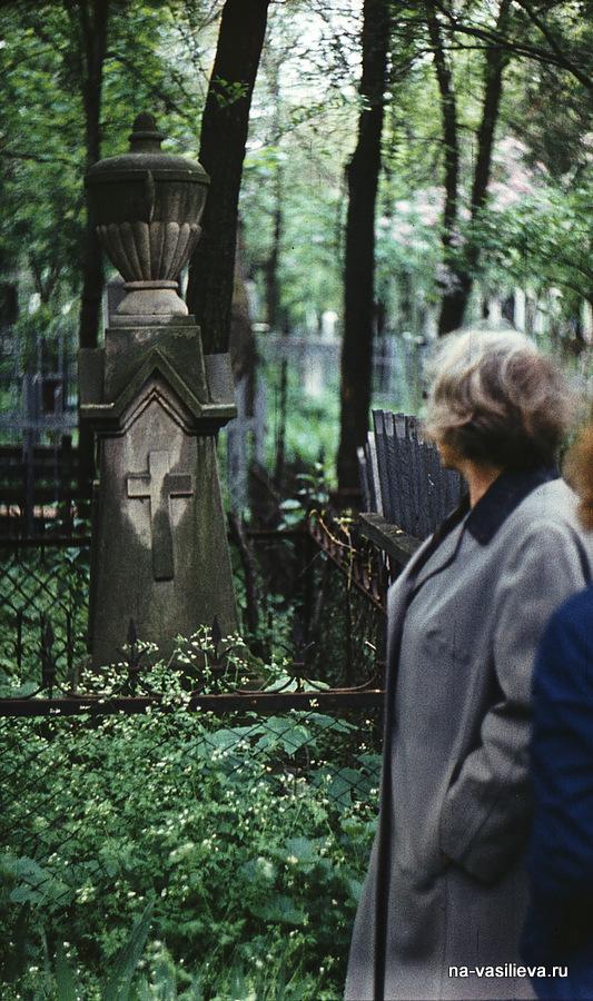 Могила Е. Малешевской