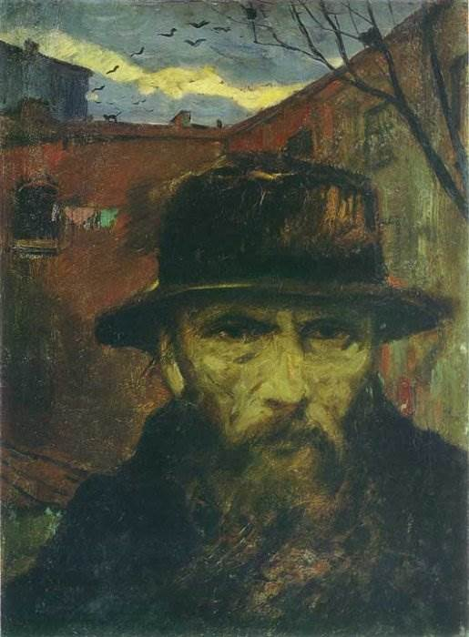 И. Глазунов Достоевский