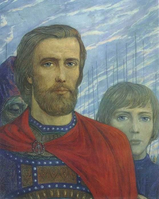 И. Глазунов