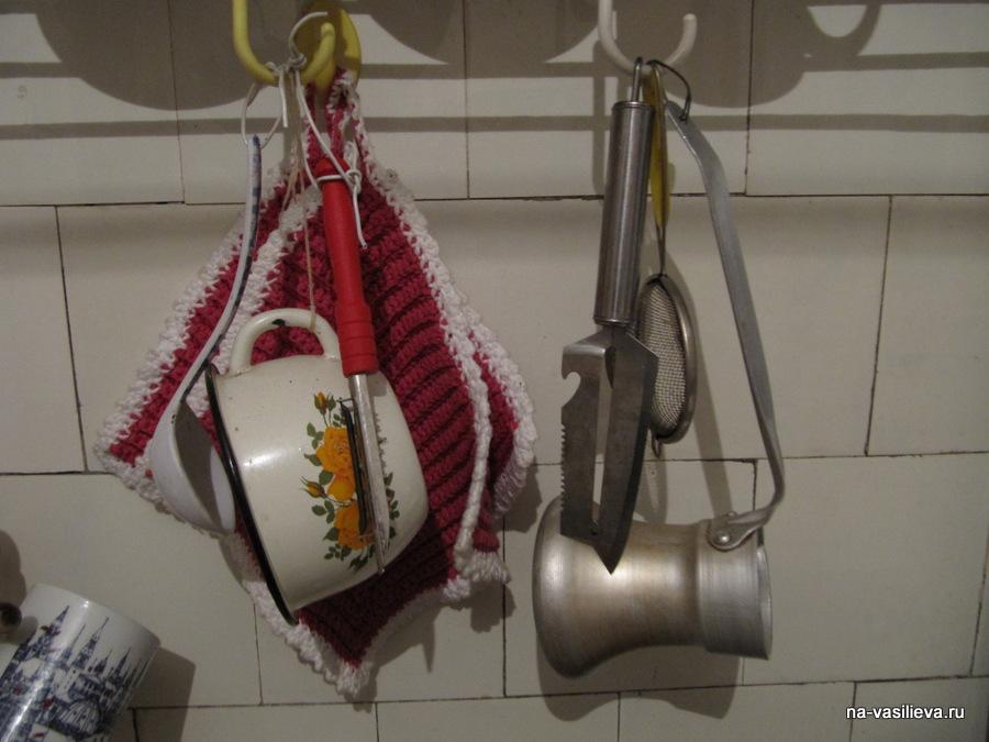 Квартира Васильевых Кухня