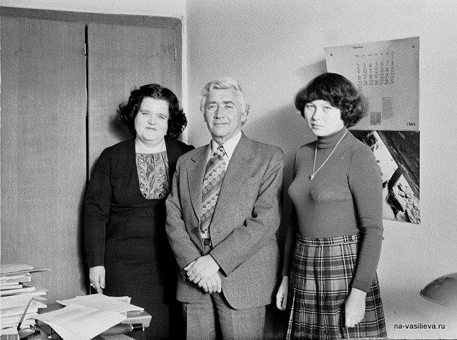 Цыпкин и его секретари