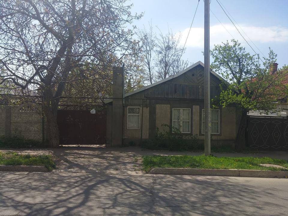 Дом Пономаренко