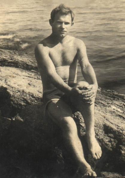 Родной брат моей бабушки Градинар Петр Иванович