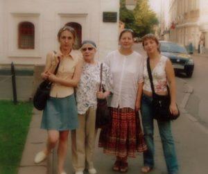 фото Москва НА и ученики