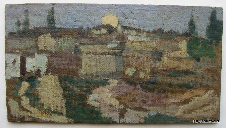3. Ташкент, 1942 А. Васильев