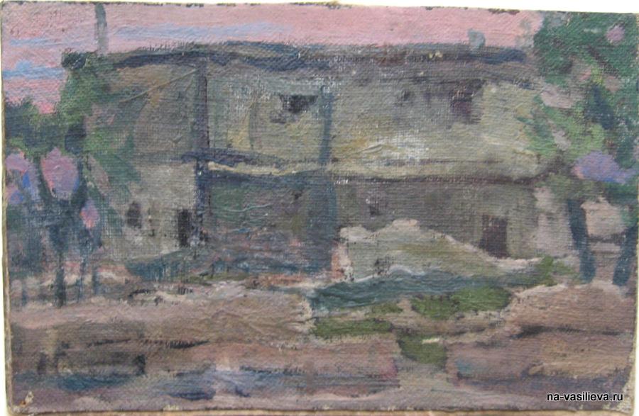 5. Ташкент, 1942 А. Васильев