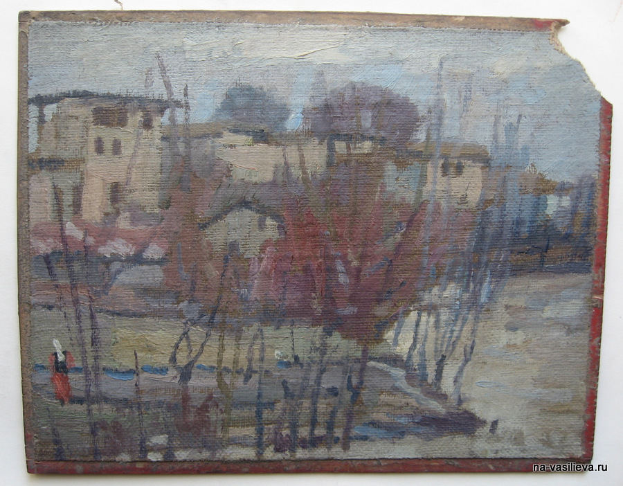 6. Ташкент, 1942 А. Васильев