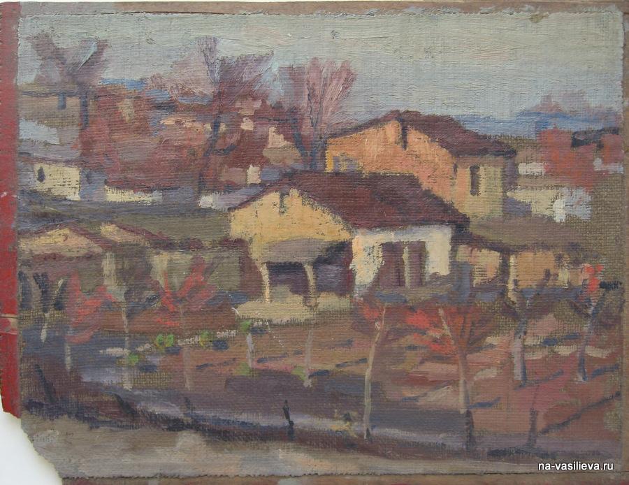 7. Ташкент, 1942 А. Васильев