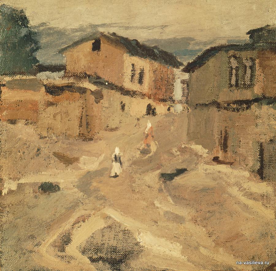 19 Ташкент, 1942 А. Васильев