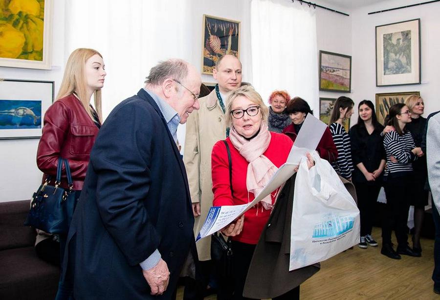 """Выставка """"Наталья Васильева и ученики"""" 22"""