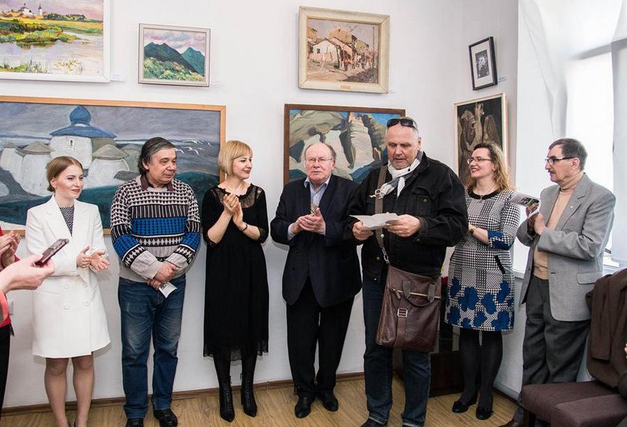"""Выставка """"Наталья Васильева и ученики"""" 10"""