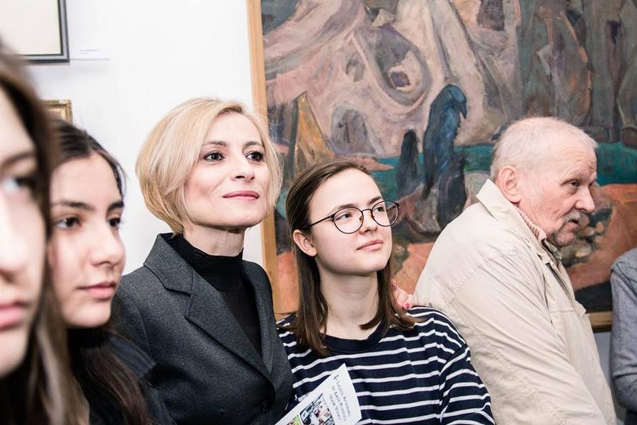 """Выставка """"Наталья Васильева и ученики"""" 18"""