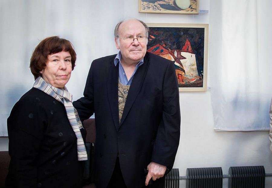 """Выставка """"Наталья Васильева и ученики"""" 31"""