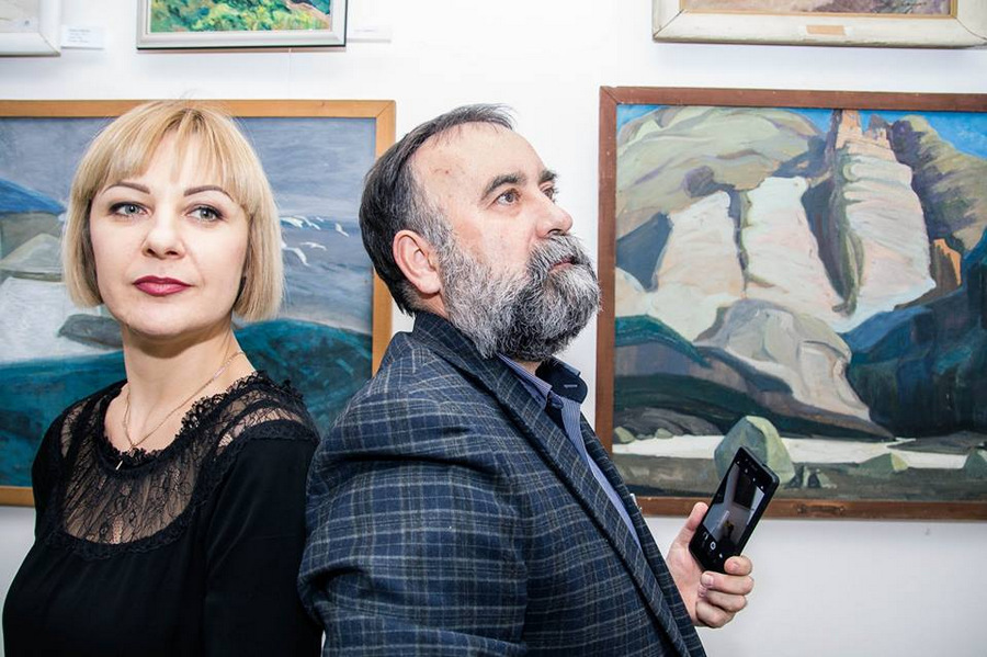 """Выставка """"Наталья Васильева и ученики"""" 23"""