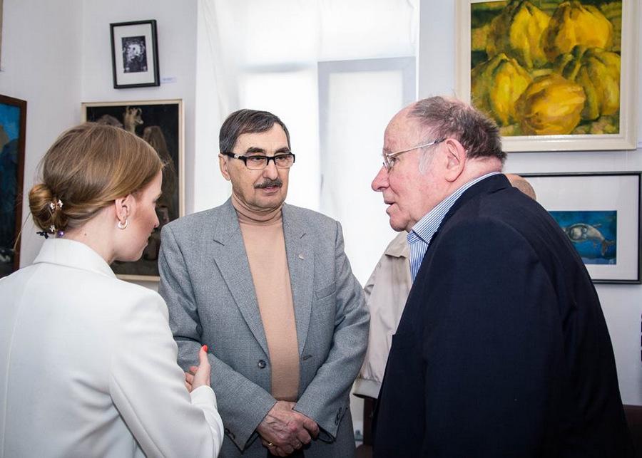 """Выставка """"Наталья Васильева и ученики"""" 27"""