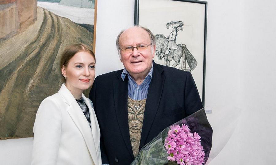 """Выставка """"Наталья Васильева и ученики"""" 7"""