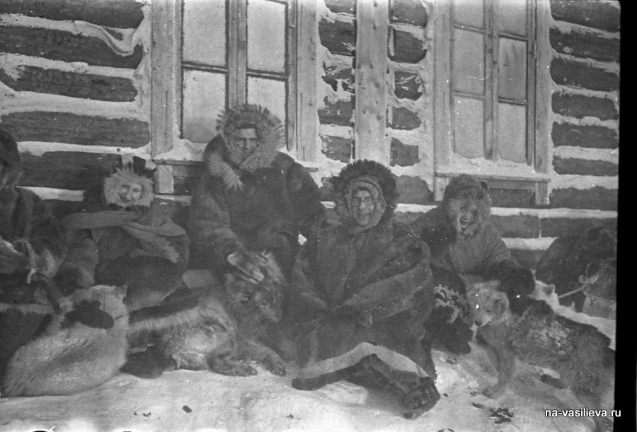 Анадырь 1939
