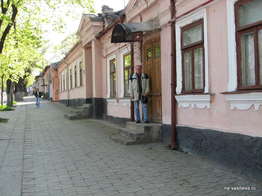 Котовская 75 родной лом