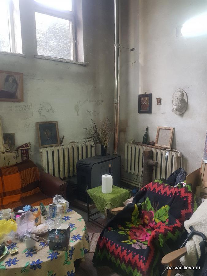 Дмитрий Пейчев Мастрская 7