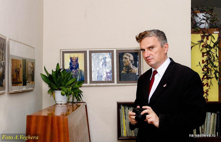 библиотека М. Ломоносова 17