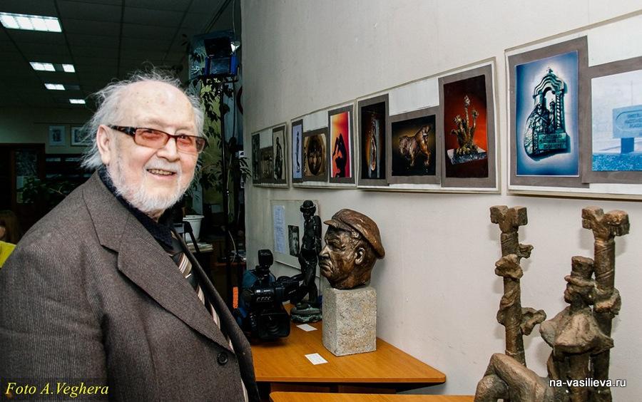 Выставка Виктора Ковалева 4